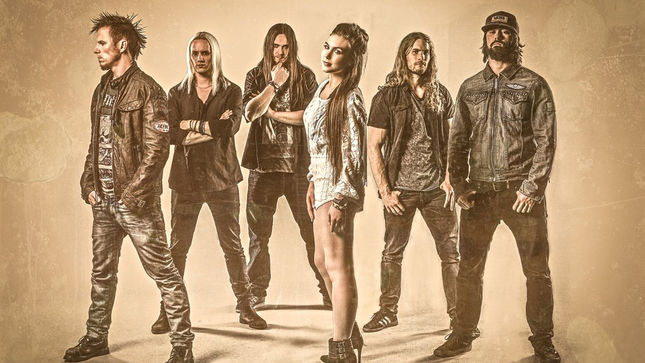 "AMARANTHE - New Single ""That Song"" Available On Spotify"