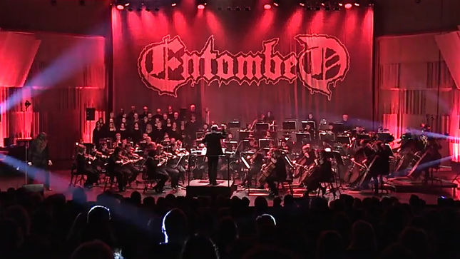 ENTOMBED Launch PledgeMusic Campaign To Record DVD / Live Album At Clandestine Concert In November