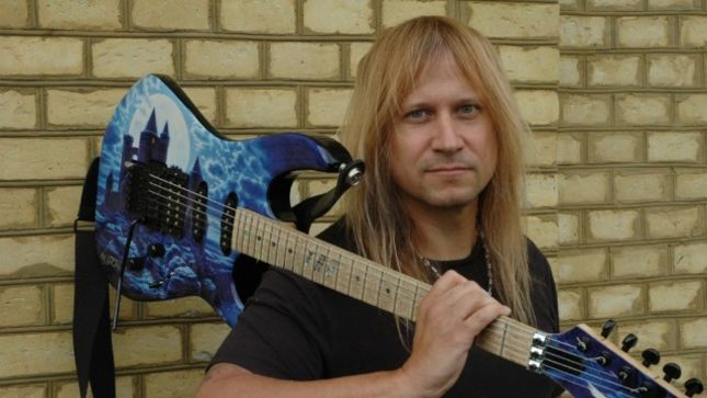 "CHRIS CAFFERY Working On New Album Project - ""No, It's Not A New SAVATAGE Record"""
