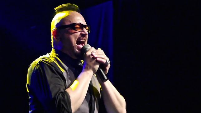 GEOFF TATE - European Acoustic Tour Dates Announced For December 2016