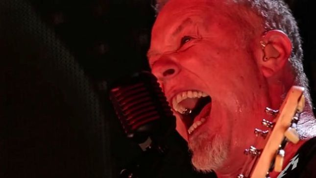 METALLICA - Pro-Shot Video Of Global Citizen Festival 2016 Performance Available