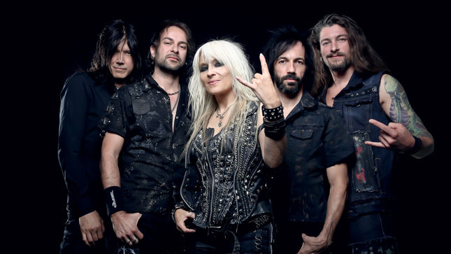 "Drummer JOHNNY DEE On Traveling The World With DORO - ""It's Been Phenomenal Actually… The Weirdest Thing Is, It Kinda Gets Better""; Audio"