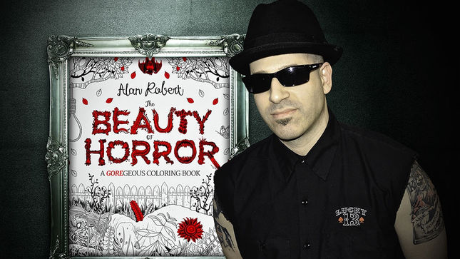 LIFE OF AGONY's Alan Robert Announces NYC Book Release Party And More October Appearances