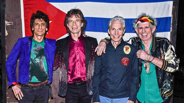THE ROLLING STONES - Havana Moon To Be Released On Multiple Formats In November; Teaser Video Streaming