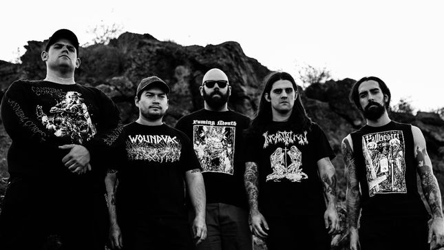 GATECREEPER's Sonoran Depravation Album Out Now; Full Stream Available