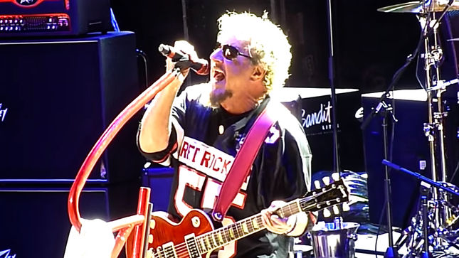 """34c7ba52 Would DAVID LEE ROTH Make A Good Mentor On The Voice? """"Oh No! He's One Of  Those Guys… It Would Be All About Him,"""" Says SAMMY HAGAR"""