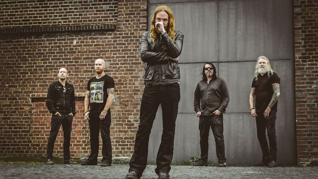 """DARK TRANQUILLITY Premier Animated Music Video For """"Atoma"""""""