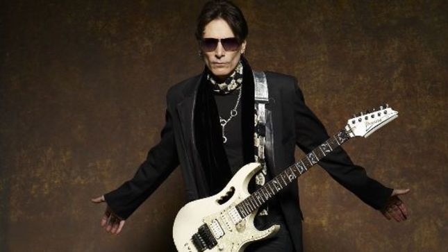 STEVE VAI - Teaser Trailer For Passion And Warfare 25th Anniversary North American Tour Posted