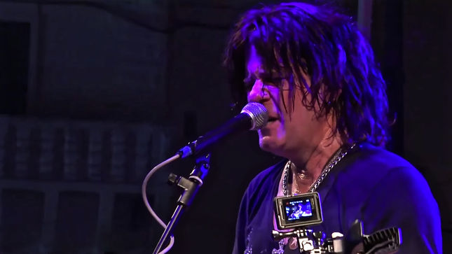"""KEE MARCELLO - Former EUROPE Guitarist Streaming New Song """"Wild Child"""""""