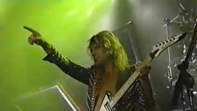 JUDAS PRIEST - Rare 1991 Pro-Shot Video Of Entire Operation Rock N' Roll Set In Irvine, CA Available