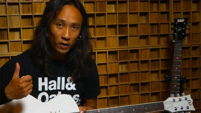 """DEATH ANGEL Guitarist TED AGUILAR Talks METALLICA - """"They Played By Their Own Rules And Succeeded; That's Really Inspiring"""""""