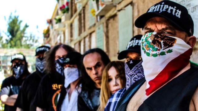 BRUJERIA Announce More US Dates Supporting Pocho Aztlan