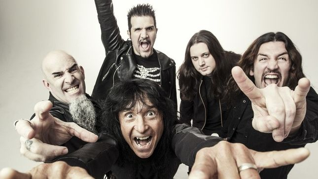 ANTHRAX Announce 2017 UK Tour Performing Among The Living Album In Full + Other Classics