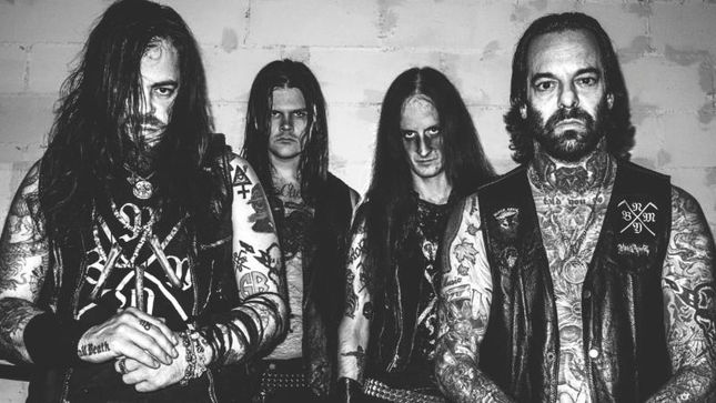 """BLACK ANVIL To Release As Was Album In January; """"May Her Wrath Be Just"""" Track Streaming; North American Tour With MAYHEM And INQUISITION Confirmed"""