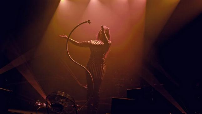"EPICA Premier ""Ascension - Dream State Armageddon"" Lyric Video"