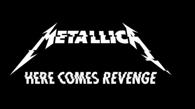 "METALLICA's ""Here Comes Revenge"" Music Video Now Streaming"