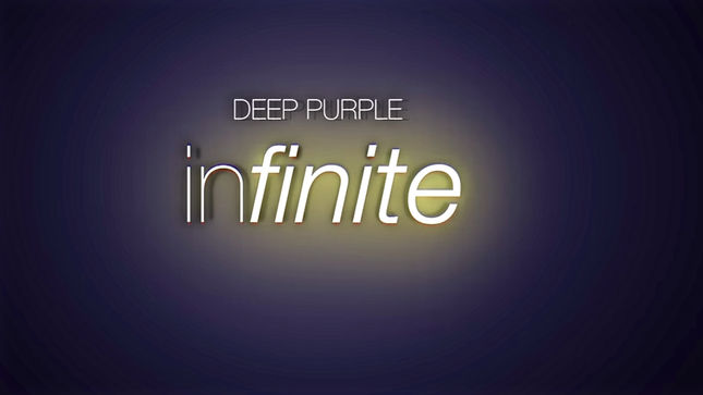 DEEP PURPLE To Release Infinite Studio Album In 2017; Short Video Trailer Streaming