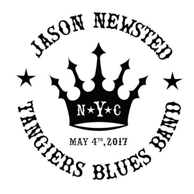 Former Metallica Bassist Jason Newsted Performs With Tangiers Blues