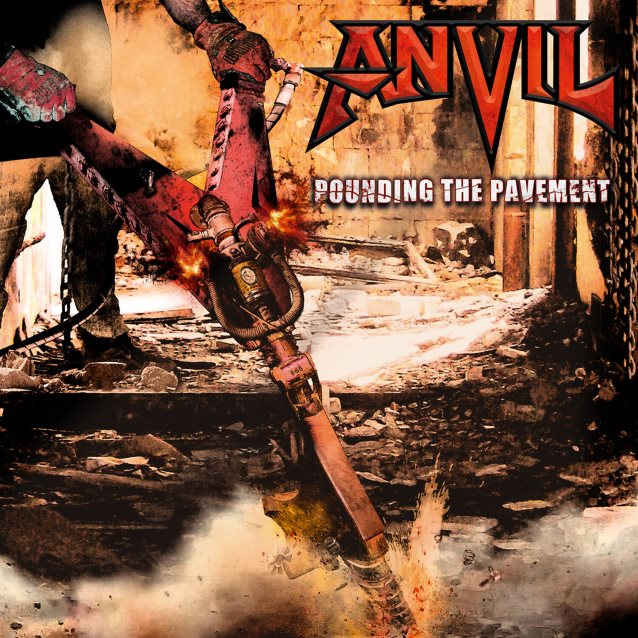 ANVIL: Lyric Video For New Song 'Ego' - Heavy-Metal it
