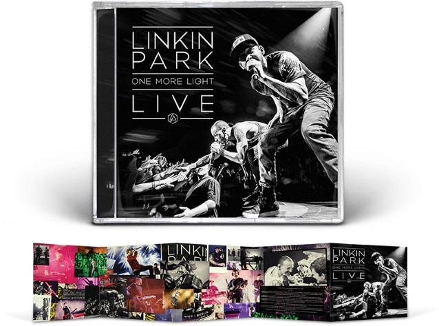 Linkin Park Releases Crawling Performance Video From