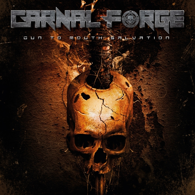 carnal forge to release first full length album in 12 years 39 gun to mouth salvation 39 heavy. Black Bedroom Furniture Sets. Home Design Ideas