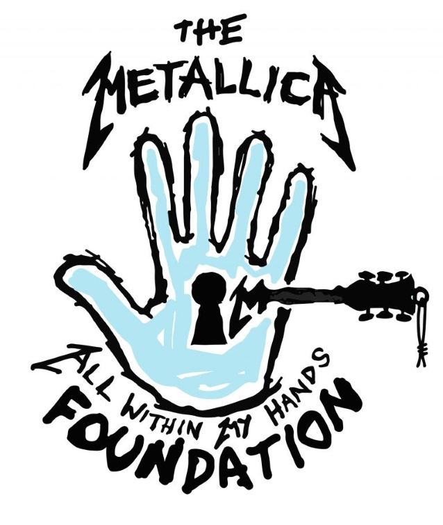Metallicas All Within My Hands Foundation Launches Metallica