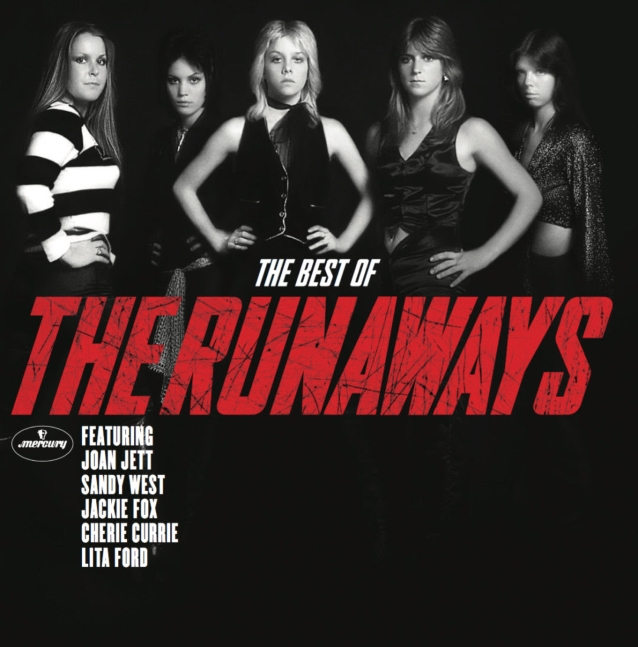 The Runaways Greatest Hits Lp Collection Gets Expanded