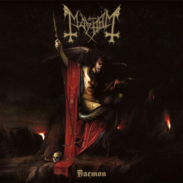 MAYHEM To Release 'Daemon' Album In October - Heavy-Metal it