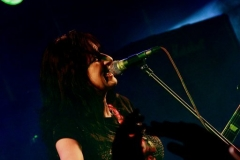 Girlschool / Rain / Holy Martyr / Radio Night live @ Rock n\' Roll Arena