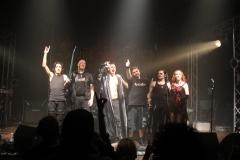 SOUND STORM + BEJELIT + Energy of the Elements + 5 Star Grave live @ Audiodrome 30-04