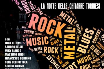 Crazy Guitar Night - 17 Maggio 2012 - TEATRO ALPHA (TO)