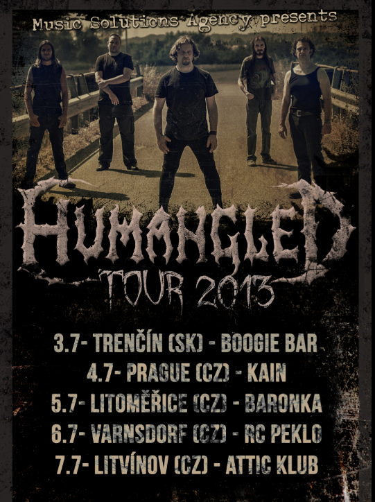 Humangled mini tour (Music Solutions Agency) (1)