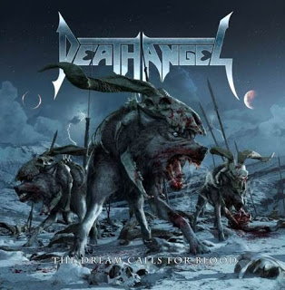 Death Angel - new album cover