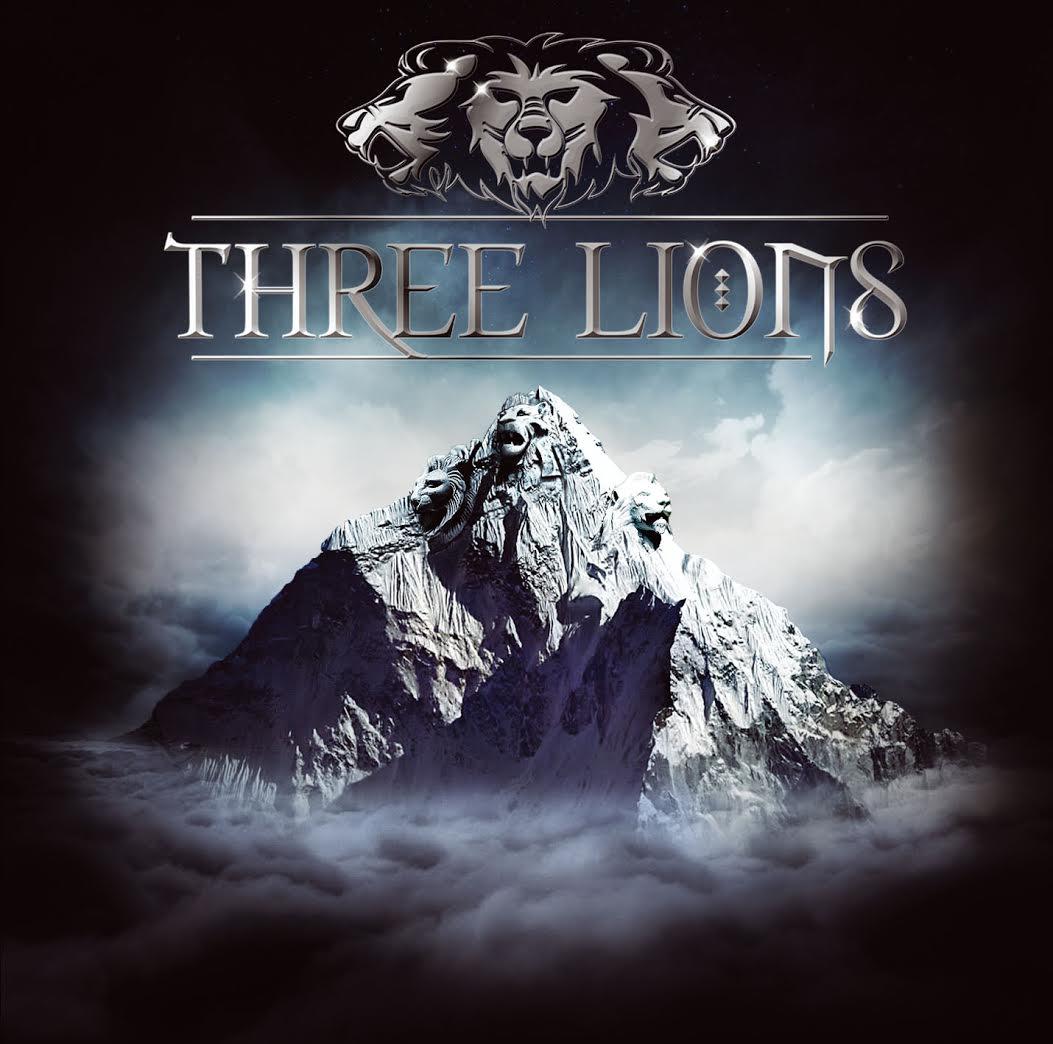 three lions album