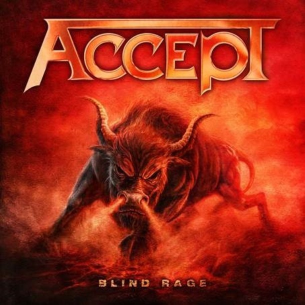 ACCEPT - Blind Rage