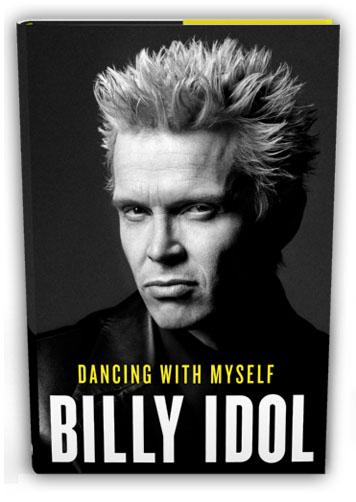 Billy Idol book