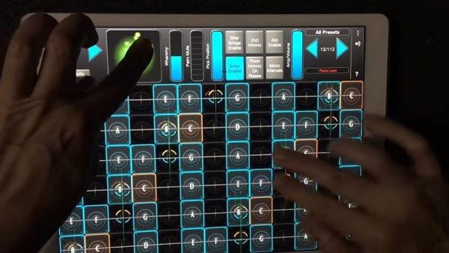 DREAM THEATER's JORDAN RUDESS Releases Cutting Edge Musical Instrument App